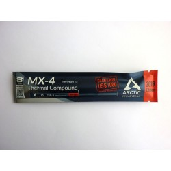 Термо паста (thermal grease) Arctic Cooling MX-4, 2 грама