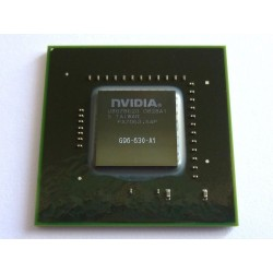 Graphic chip nVidia G96-630-A1, new, 2008