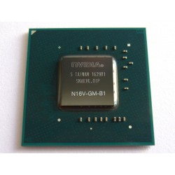 Graphics chip nVidia N16V-GM-B1, new, 2016