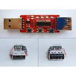 QC2.0 и QC3.0 тригер за тест на външни батерии и зарядни устройства