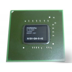 Graphic chip nVidia N15V-GM-S-A2, new, 2014