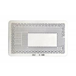 Шаблон chip size 2EZ за ребол на Intel BGA чипове