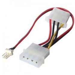Кабел преходник 3-пинов вентилатор към Molex