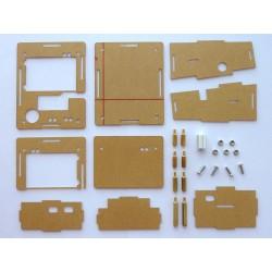 Кутия за мултифункционален тестер GM328A, на части