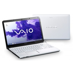 Sony VAIO SVE1512E1EW, Intel Core i3-3110M 2.4 GHz