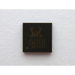 Чип Realtek ALC3236 (QFN-48), audio codec, нов