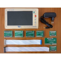 VbyOne and LVDS converter/tester TV160-7, 4K, LCD display, HDMI output