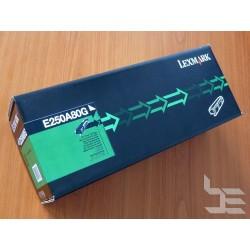 Оригинална тонер касета Lexmark E250 (E250A80G), Черно