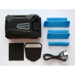 Additional vacuum suction cooler for laptop Ice Troll III