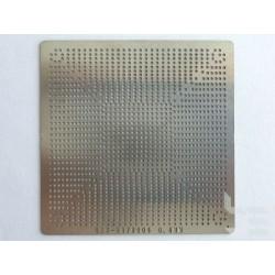 Шаблон chip size 215-0876204 за ребол на AMD/ATI BGA чипове