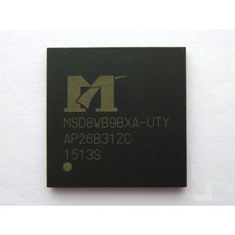 IC Chip MStar MSD8WB9BXA-UTY (BGA), processor for TV, new