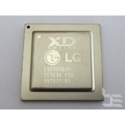 IC Chip LG LGE3556CP (BGA), processor for TV, BULK