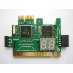 Универсален тестер TL611 PRO за диагностика на дънни платки с UEFI и BIOS