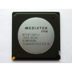 IC Chip Mediatek MT5811 (BGA), processor for TV, new