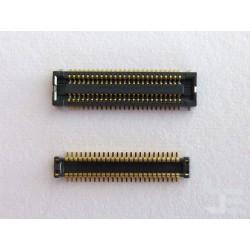 50-пинов конектор за Asus X555 HDD board, комплект мъжки и женски