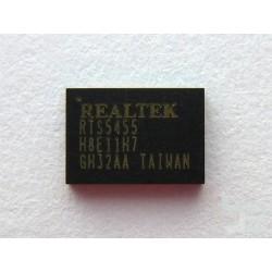 Чип Realtek RTS5455 (QFN-46), USB-C Power Delivery controller, нов