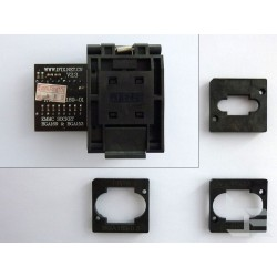 Адаптер BGA153 / BGA169 към DIP18 за програматор RT809H