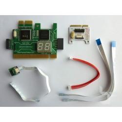 Универсален тестер TL611 PRO с Mini PCI-E и Apple адаптери