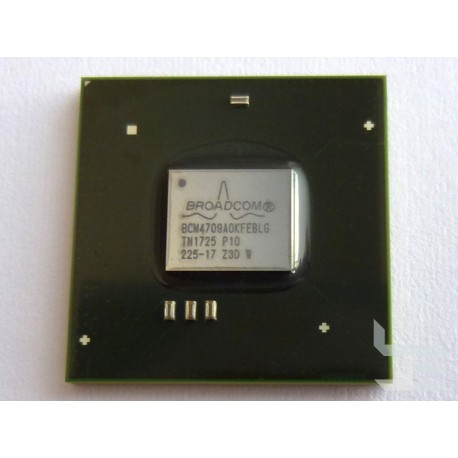 Чип Broadcom BCM4709A0KFEBLG (BGA), ARM Cortex-A9 dual-core communications processor, нов