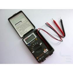 Портативен цифров мултиметър ZOTEK VC921 с LCD дисплей, True RMS