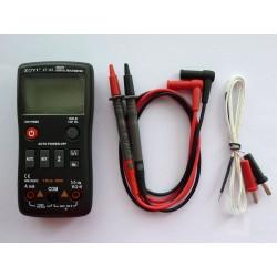 Цифров мултиметър ZOYI ZT-A2 с LCD дисплей, True RMS, NCV