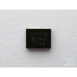 Чип Vishay Siliconix SiC534 (MLP), 30A VRPower integrated power stage, нов