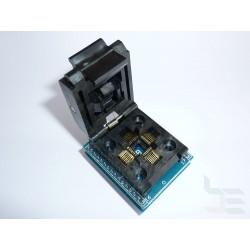 Адаптер QFP32 / TQFP32 / LQFP32 към DIP32 за програматор