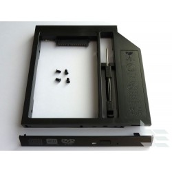 Second HDD Caddy, 12.7mm, Plastic v2