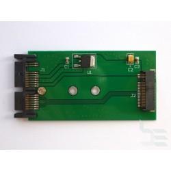 "Адаптер M.2 SATA SSD към micro SATA конектор (1.8"")"