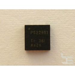 Чип Texas Instruments TPS22981 (VQFN-20), Thunderbolt power mux, нов