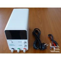 Лабораторно захранване Wanptek GPS3010D, DC 30V 10A CC/CV, регулируемо