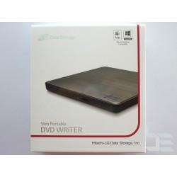 Външно DVD-RW оптично устройство LG GP60NS60, USB 2.0