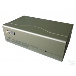 Aten 2-Port Video Splitter VS-92A