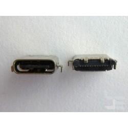 Type-C USB конектор TC-2, женски, 2x12 пина, за MeiTu