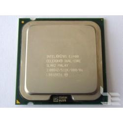 Процесор Intel Celeron E1400, SLAR2, 2.0GHz, FSB 800MHz, втора употреба