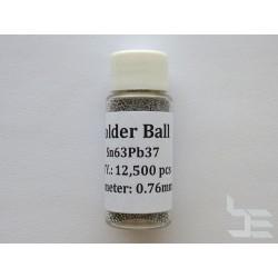 Калаени топчета (Soldering Balls) Sn63/Pb37, 0.76mm, 12 500 броя