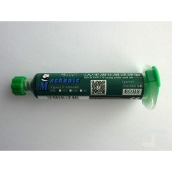 PCB UV зелена солдер маска Mechanic LVH900-GY / LY-UVH900, 10cc
