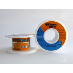 Тинол Mechanic HX-T100, Sn63 Pb37, 0.2мм, 55г