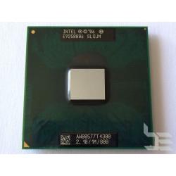 Процесор Intel Pentium T4300, SLGJM, 2.1GHz, FSB 800MHz, втора употреба