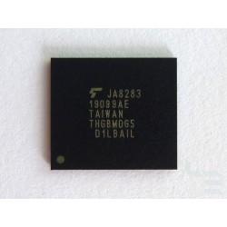 Чип Toshiba THGBMDG5D1LBAIL (BGA153), 4GB eMMC module, нов