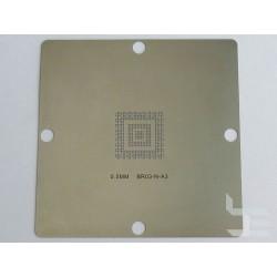 Шаблон 90x90мм BR03-N-A3 за ребол на nVidia BGA чипове