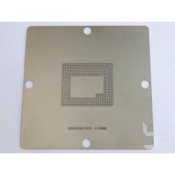Шаблон 90x90мм 35504360A1620 за ребол на Intel BGA чипове