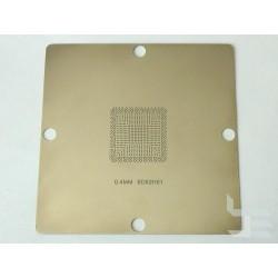 Шаблон 90x90мм BD82H61 за ребол на Intel BGA чипове