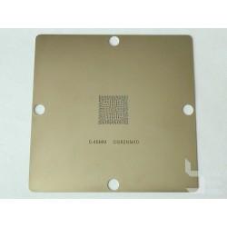 Шаблон 90x90мм CG82NM10 за ребол на Intel BGA чипове