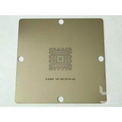 Шаблон 90x90мм NF-G6150-N-A2 за ребол на nVidia BGA чипове