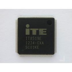 Чип ITE IT8519E CXA (QFP128), embedded controller, нов