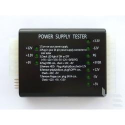 Тестер на ATX захранващи модули, с LED индикация