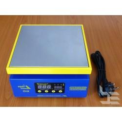 Подгряваща станция Mechanic ET-20, 280°C, 600W, 200x200мм