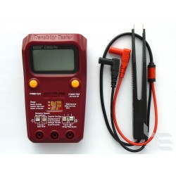 Тестер на електронни компоненти BSIDE ESR02 Pro с LCD дисплей
