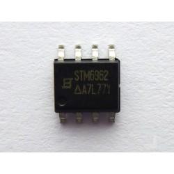 Чип SamHop STM6962 (SOP8), dual 60V N-channel enhancement mode MOSFET, нов
